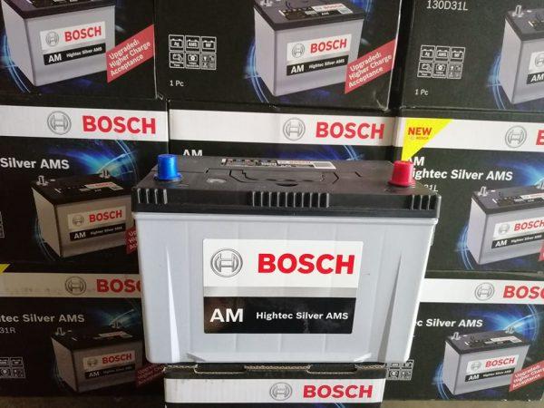 Bosch AM Hightec Silver AMS