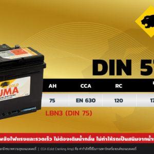 PUMA DIN57539