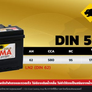 PUMA DIN56219